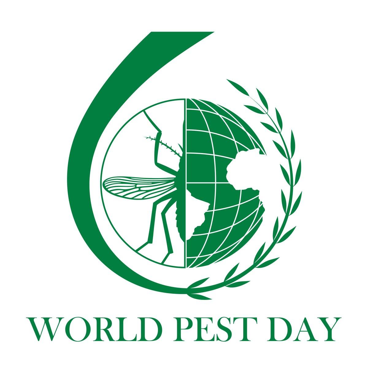 Dia mundial do Controle de Pragas